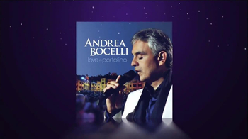 Andrea Bocelli Love in Portonfino TV Spot