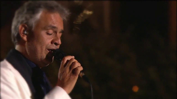 Andrea Bocelli Love in Portonfino TV Spot - Thumbnail 6