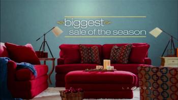 La-Z-Boy National Thanksgiving Sale TV Spot - Thumbnail 2