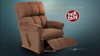 La-Z-Boy National Thanksgiving Sale TV Spot - Thumbnail 4