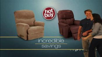 La-Z-Boy National Thanksgiving Sale TV Spot - Thumbnail 6