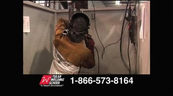 Tulsa Welding School TV Spot - Thumbnail 7