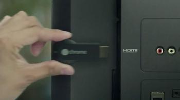 Google Chromecast TV Spot, 'For Bigger Fun' - Thumbnail 1