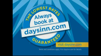 Days Inn TV Spot 'Save 20%' - Thumbnail 4