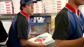 Domino's Pizza TV Spot, 'Felicidades' [Spanish] - Thumbnail 2