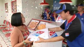 Domino's Pizza TV Spot, 'Felicidades' [Spanish] - Thumbnail 5