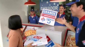 Domino's Pizza TV Spot, 'Felicidades' [Spanish] - Thumbnail 6