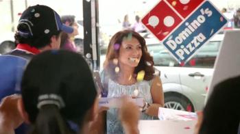 Domino's Pizza TV Spot, 'Felicidades' [Spanish] - Thumbnail 8