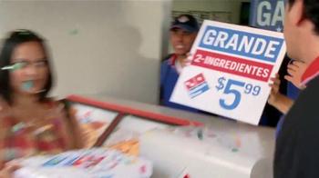Domino's Pizza TV Spot, 'Felicidades' [Spanish] - Thumbnail 9