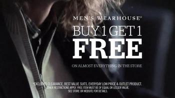 Men's Wearhouse The Slim Fit TV Spot - Thumbnail 10