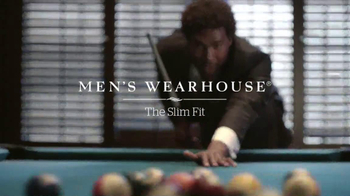 Men's Wearhouse The Slim Fit TV Spot