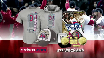 2013 World Series Champions Memorabilia TV Spot - Thumbnail 9