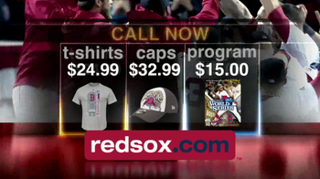 2013 World Series Champions Memorabilia TV Spot - Thumbnail 7