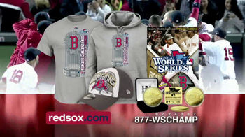 2013 World Series Champions Memorabilia TV Spot - Thumbnail 8