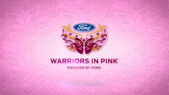 Ford Warriors in Pink TV Spot Featuring Phil Keoghan - Thumbnail 9