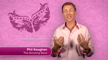 Ford Warriors in Pink TV Spot Featuring Phil Keoghan - Thumbnail 3