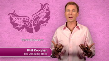 Ford Warriors in Pink TV Spot Featuring Phil Keoghan - Thumbnail 5