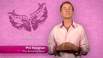 Ford Warriors in Pink TV Spot Featuring Phil Keoghan - Thumbnail 6
