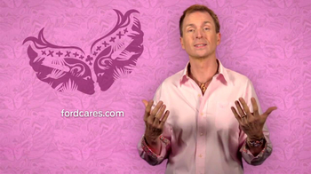 Ford Warriors in Pink TV Spot Featuring Phil Keoghan - Thumbnail 7
