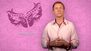 Ford Warriors in Pink TV Spot Featuring Phil Keoghan - Thumbnail 8