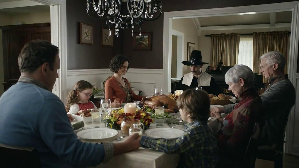 Stove Top Stuffing TV Commercial, 'Pilgrim-isms: Give Thanks'