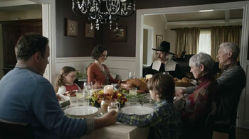 Stove Top Stuffing TV Spot, 'Pilgrim-isms: Give Thanks' - Thumbnail 1