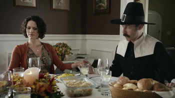 Stove Top Stuffing TV Spot, 'Pilgrim-isms: Give Thanks' - Thumbnail 9