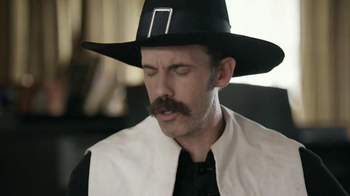 Stove Top Stuffing TV Spot, 'Pilgrim-isms: Give Thanks' - Thumbnail 6
