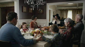 Stove Top Stuffing TV Spot, 'Pilgrim-isms: Give Thanks' - Thumbnail 8