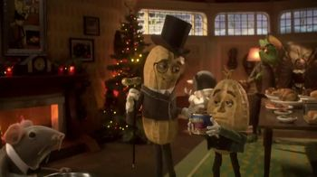 Planters Deluxe Mixed Nuts TV Spot, 'Mr. Peanut Throws a Holiday Party'