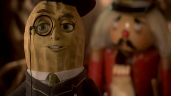 Planters Deluxe Mixed Nuts TV Spot, 'Mr. Peanut Throws a Holiday Party' - Thumbnail 10