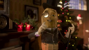 Planters Deluxe Mixed Nuts TV Spot, 'Mr. Peanut Throws a Holiday Party' - Thumbnail 2