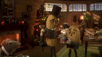 Planters Deluxe Mixed Nuts TV Spot, \'Mr. Peanut Throws a Holiday Party\'