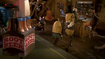 Planters Deluxe Mixed Nuts TV Spot, 'Mr. Peanut Throws a Holiday Party' - Thumbnail 5