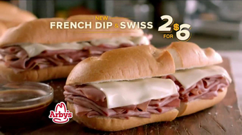 Arby's French Dip and Swiss TV Spot - Thumbnail 1