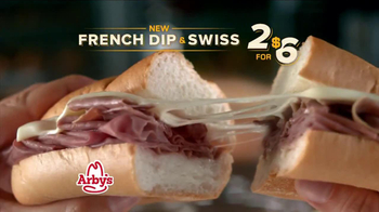 Arby's French Dip and Swiss TV Spot - Thumbnail 2