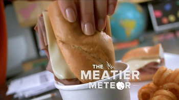 Arby's French Dip and Swiss TV Spot - Thumbnail 4