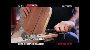 Craftsman Max Axess Ratchet and Socket Set TV Spot - Thumbnail 4