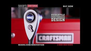 Craftsman Max Axess Ratchet and Socket Set TV Spot - Thumbnail 5