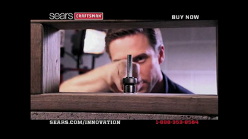 Craftsman Max Axess Ratchet and Socket Set TV Spot - Thumbnail 8