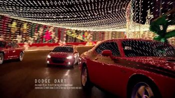 Dodge Big Finish Event TV Spot, 'Holiday Race'