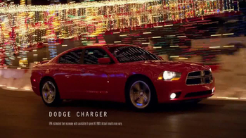 Dodge Big Finish Event TV Spot, 'Holiday Race' - Thumbnail 4