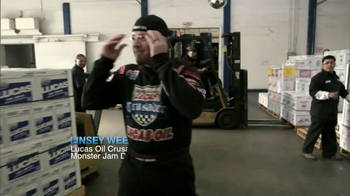 Lucas Oil TV Spot Featuring Linsey Weenk
