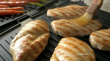 Cuisinart Griddler Deluxe TV Spot - Thumbnail 4
