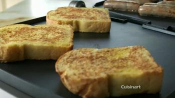 Cuisinart Griddler Deluxe TV Spot - Thumbnail 8