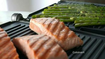 Cuisinart Griddler Deluxe TV Spot - Thumbnail 9
