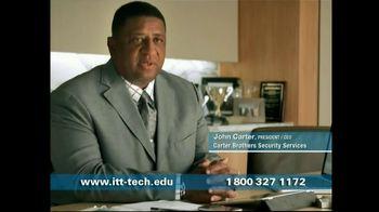 ITT Technical Institute Scholarship TV Spot, 'John Carter'