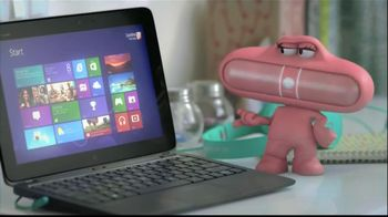 HP Pavilion x2 with Beats Audio TV Spot, 'She Survived'