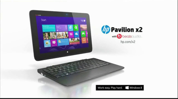 HP Pavilion x2 with Beats Audio TV Spot, 'She Survived' - Thumbnail 10