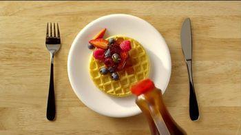 Eggo Homestyle Waffles TV Spot, 'Toppings'